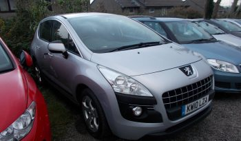 Peugeot 3008 Crossover 1.6HDi