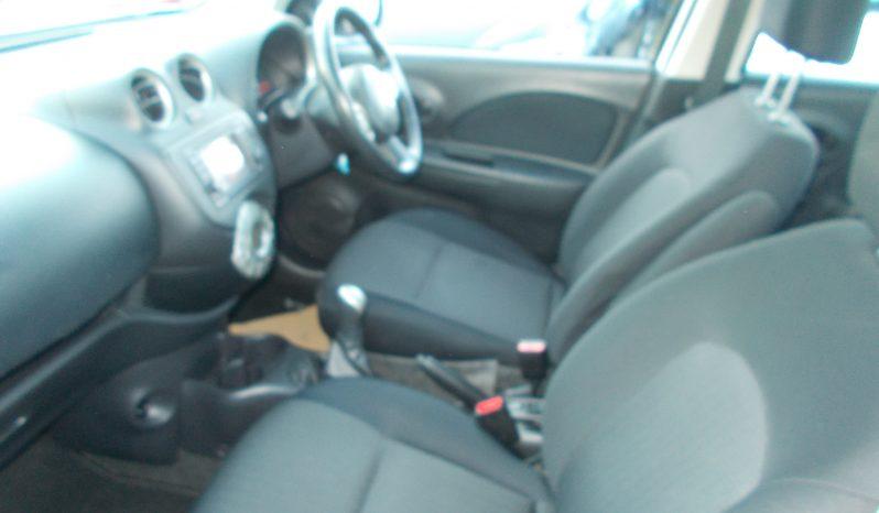 Nissan Micra 1.2 12v DIG-S ( 97bhp ) Tekna full