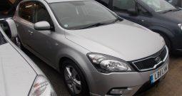 Kia ceed 1.6TD ( 113bhp ) Auto