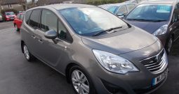 Vauxhall/Opel Meriva 1.7CDTi 16v ( 130ps )