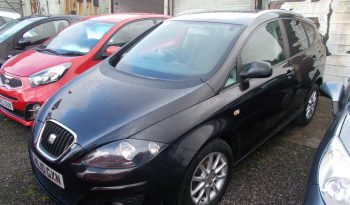 Seat Altea XL 1.6TDI CR ( 105ps ) Ecomotive full