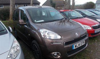 Peugeot Partner 1.6HDi ( 92bhp ) Tepee S