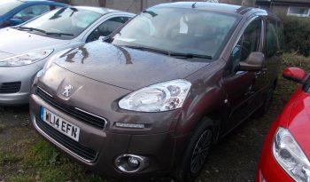 Peugeot Partner 1.6HDi ( 92bhp ) Tepee S full