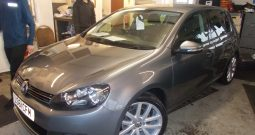 Volkswagen Golf 2.0TDI ( 140ps ) DSG 2012MY GT