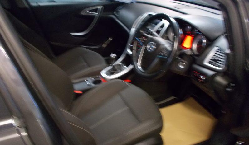 Vauxhall/Opel Astra 1.6i full