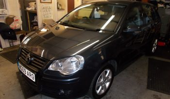Volkswagen Polo 1.4 ( 80ps ) 2009MY Match full