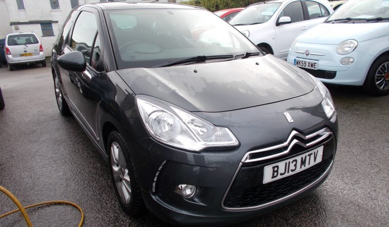 Citroen DS3 1.6e-HDi ( 90bhp ) Airdream DStyle full