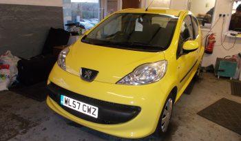 Peugeot 107 1.0 12v 2007MY Urban full