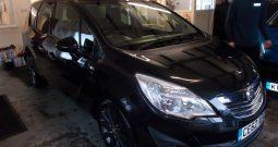 Vauxhall/Opel Meriva 1.4i 16v ( 120ps )