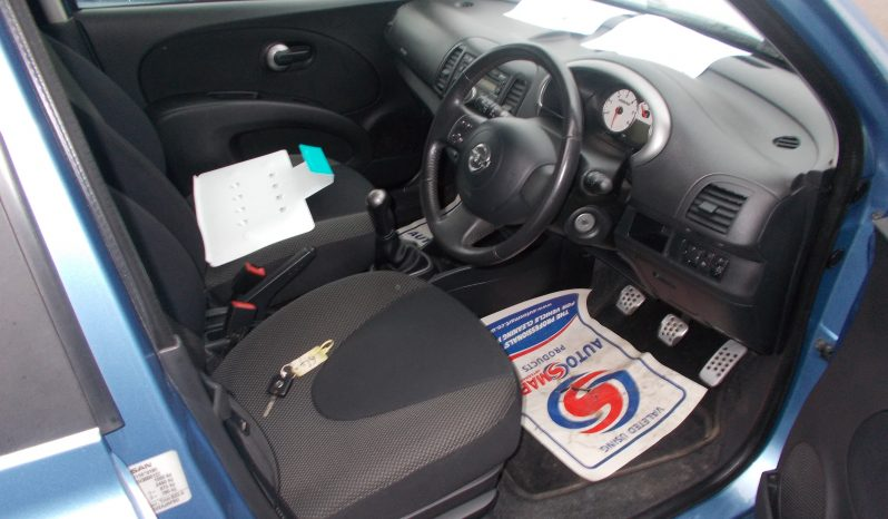 Nissan Micra 1.5dCi 86 Tekna full