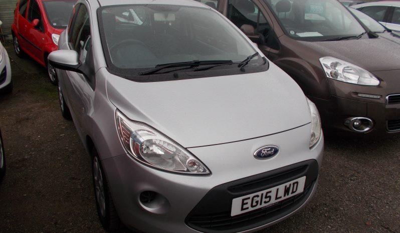 Ford Ka 1.2 full