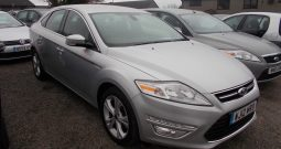 Ford Mondeo 2.0 203 EcoBoost 1993cc Powershift