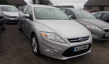 Ford Mondeo 2.0 203 EcoBoost 1993cc Powershift full