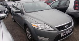 Ford Mondeo 2.0TDCi 140