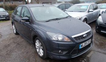 Ford Focus 1.8 125 2009.5MY Zetec S