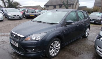 Ford Focus 1.8 125 2009.5MY Zetec S full