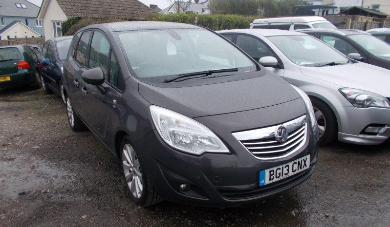 Vauxhall/Opel Meriva 1.7CDTi 16v ( 130ps ) full