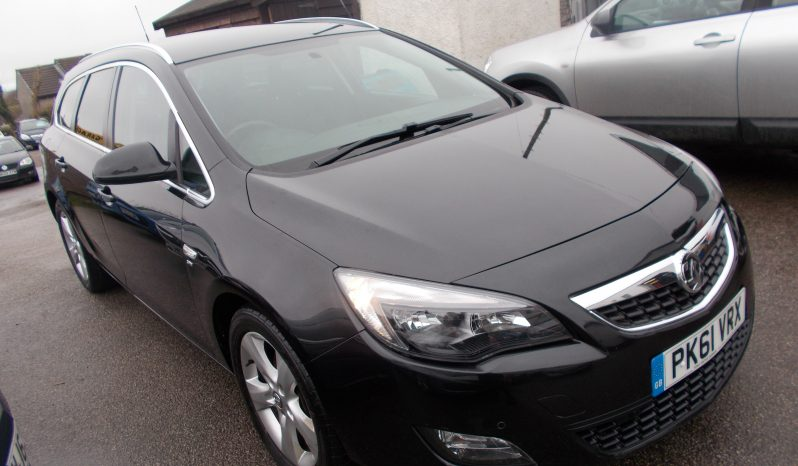 Vauxhall/Opel Astra 2.0CDTi 16v ( 165ps ) ( s/s ) 2012MY SRi, full