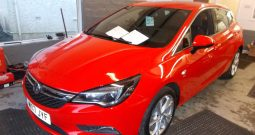 Vauxhall/Opel Astra 1.0i Turbo ( 105ps ) ecoFLEX ( s/s )