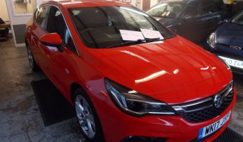Vauxhall/Opel Astra 1.0i Turbo ( 105ps ) ecoFLEX ( s/s ) full
