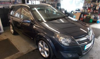 Vauxhall/Opel Astra 1.9CDTi 16v ( 150ps ) ( Exterior pk ) 2007.5MY SRi, ESTATE