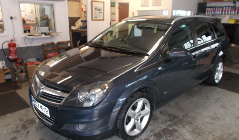 Vauxhall/Opel Astra 1.9CDTi 16v ( 150ps ) ( Exterior pk ) 2007.5MY SRi, ESTATE full