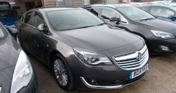 Vauxhall/Opel Insignia 1.8i VVT ( 140ps )