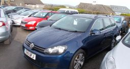 Volkswagen Golf 1.6TDI ( 105ps ) DSG 2010MY SE ESTATE