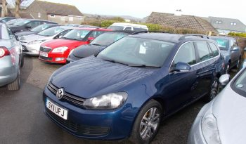 Volkswagen Golf 1.6TDI ( 105ps ) DSG 2010MY SE ESTATE