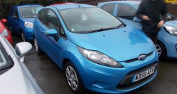 Ford Fiesta 1.25 ( 60ps )