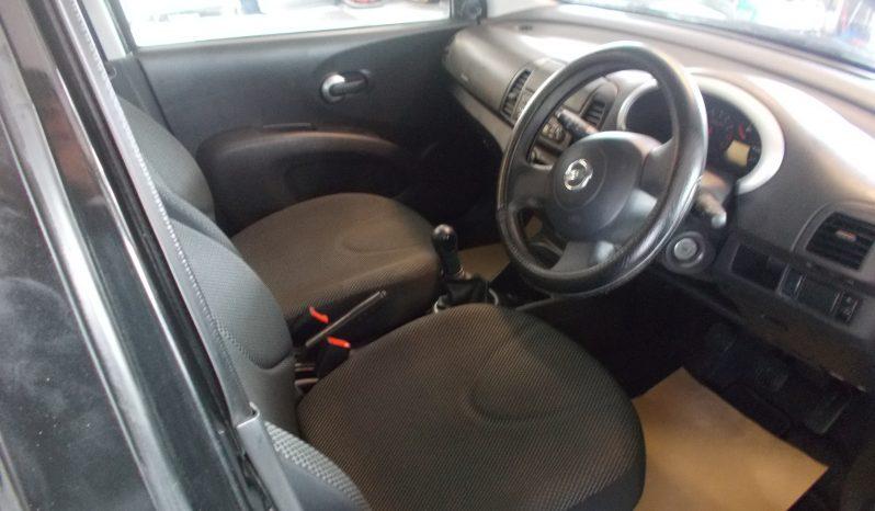 Nissan Micra 1.2 16v ( 79bhp ) Visia full