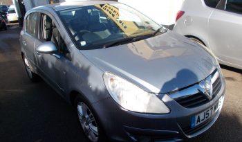 Vauxhall/Opel Corsa 1.2i 16v ( a/c ) 2008MY Design