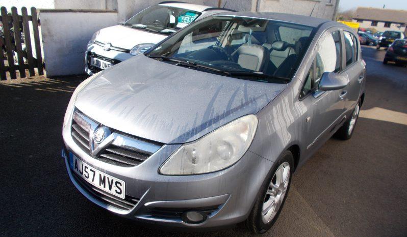 Vauxhall/Opel Corsa 1.2i 16v ( a/c ) 2008MY Design full
