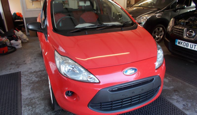 Ford Ka 1.2 2009MY Studio full