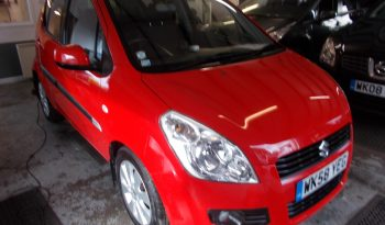 Suzuki Splash 1.2 GLS+, 5DR, H/B, RED, 59000 MILES ONLY, VERY CLEAN EXAMPLE