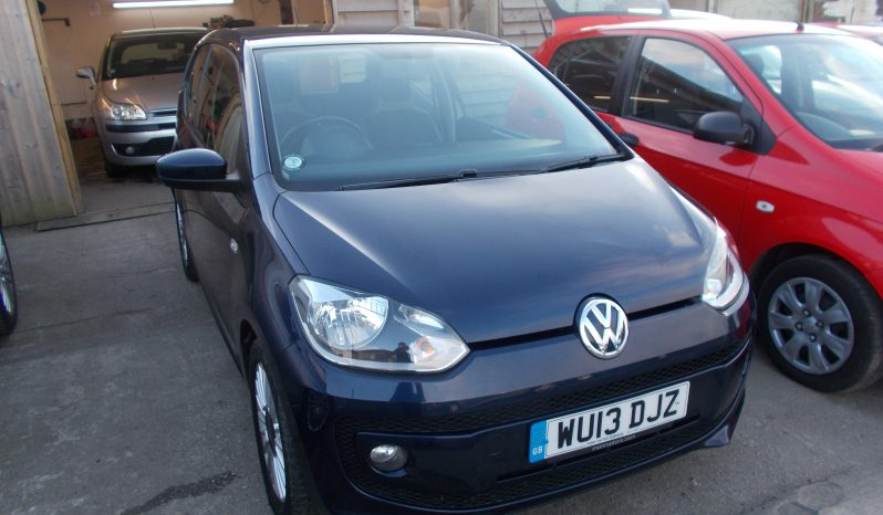 Volkswagen up! 1.0 ( 75ps ) BlueMotion Tech 2013MY High Up full