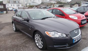 Jaguar XF 2.7TD auto 2009MY Premium Luxury, 4DR, GREY MET, 53000 MILES ONLY, VERY CLEAN EXAMPLE