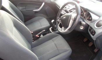 Ford Fiesta 1.4TDCi 70 DPF 2011MY Zetec full