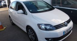 Volkswagen Golf Plus 1.6TDI ( 105ps ) BlueMotion Tech MK6 2009MY Blue Motion SE