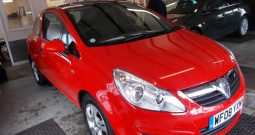 Vauxhall/Opel Corsa 1.3CDTI ( 75PS ) 2008MY Breeze Plus