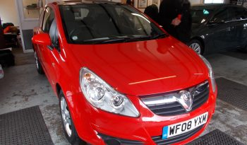 Vauxhall/Opel Corsa 1.3CDTI ( 75PS ) 2008MY Breeze Plus full
