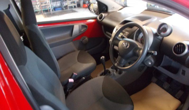 Toyota AYGO 1.0 VVT-i Sport full