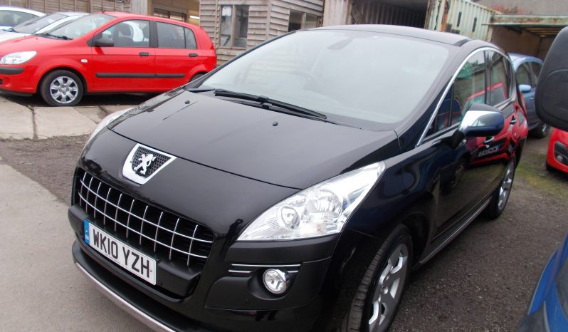 Peugeot 3008 Crossover 1.6HDi ( 110bhp ) FAP Exclusive full