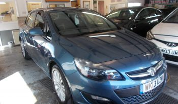 Vauxhall/Opel Astra 1.7CDTi 16v ( 110ps ) ecoFLEX 2013MY Energy, 5DR, H/B, BLUE MET, LOW MILES, £30 ROAD TAX, VERY CLEAN EXAMPLE