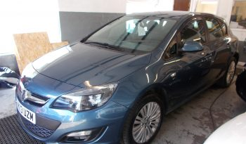 Vauxhall/Opel Astra 1.7CDTi 16v ( 110ps ) ecoFLEX 2013MY Energy, 5DR, H/B, BLUE MET, LOW MILES, £30 ROAD TAX, VERY CLEAN EXAMPLE full