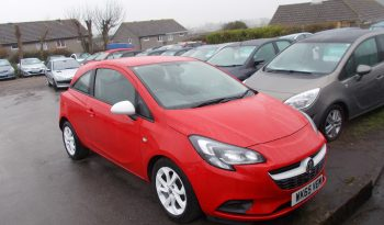 Vauxhall/Opel Corsa 1.2i ( 70ps ) 2015MY Sting
