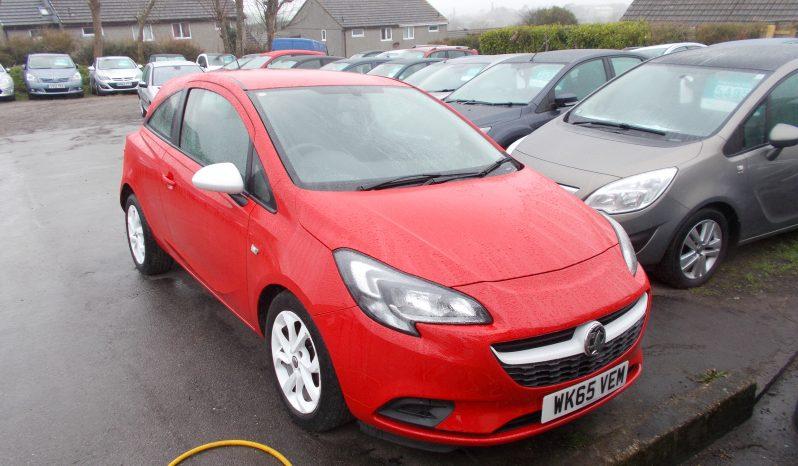Vauxhall/Opel Corsa 1.2i ( 70ps ) 2015MY Sting full
