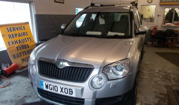 Skoda Yeti 2.0TDI CR ( 110ps ) Elegance full