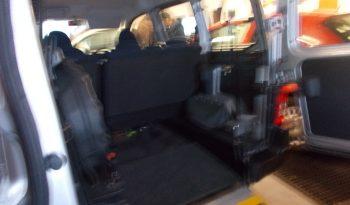 Peugeot Partner combi horizon wheel chair accessible vehicle full