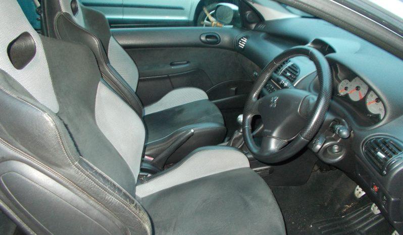 Peugeot 206 1.6 16v 2005MY Sport full